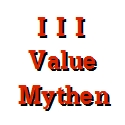 Drei Mythen über Value Investing